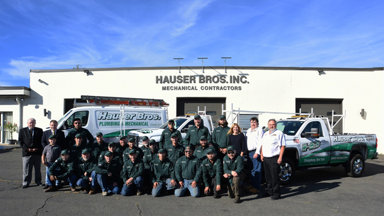 Rockland County's Leading Industrial Mechanical Contractor