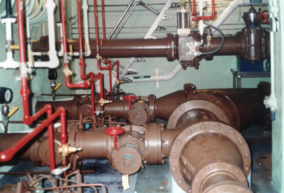 Wastewater & Sewage Treatment Plants & Pumping Stations
